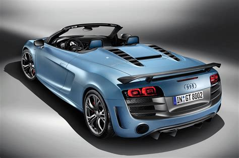 Audi Rx8 Spyder by 2012 Audi R8 Gt Spyder Is Officially Launched Carguideblog