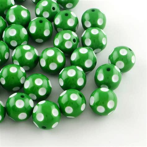 bubblegum 20mm 100pcs 20mm chunky bubblegum acrylic fit for 5mm