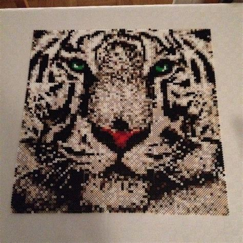 hama tiger 178 best images about crafting hama perler on