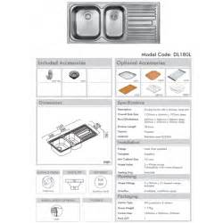 abey nu 180 inset sink and kitchen mixer ideal bathroom center modern bathroom ideas hornsby
