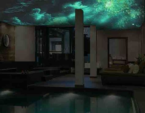 glow in the paint wall murals 21 best images about luminous paint murals on