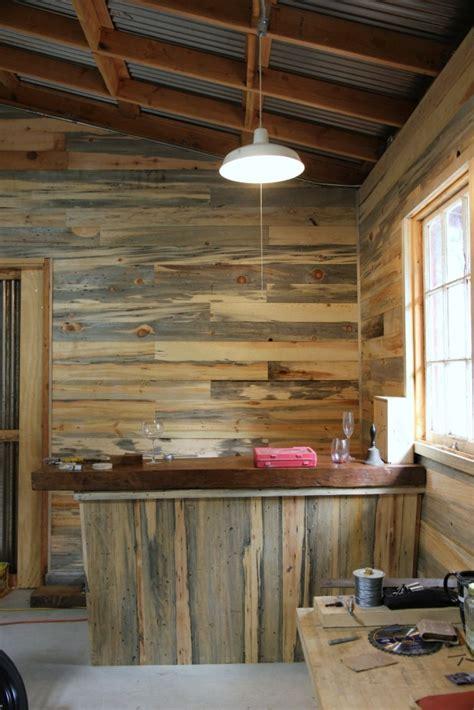wood plank shelves diy pipe shelf reclaimed wood plank walls