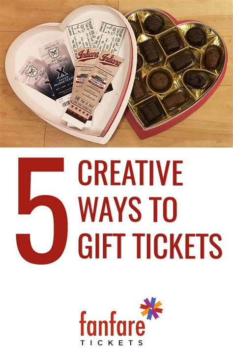 10 best how to wrap tickets images on gift
