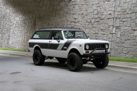 International Harvester For Sale by An International Harvester Scout For Sale Vintage Suv