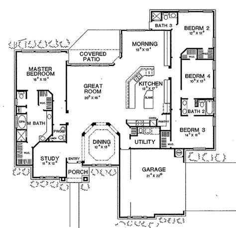 house layouts floor plans best 25 2 bedroom house plans ideas that you will like on
