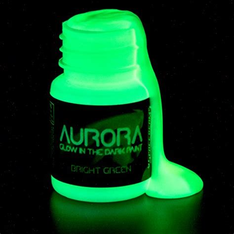 glow in the paint malaysia glow in the paint 0 68 oz 20ml bright green