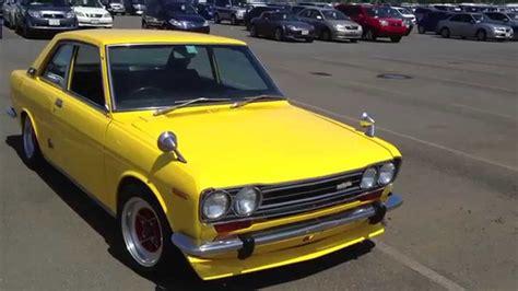 1970 Nissan Datsun 510 by Mint Condition 1970 Datsun Nissan 510 Bluebird Sss