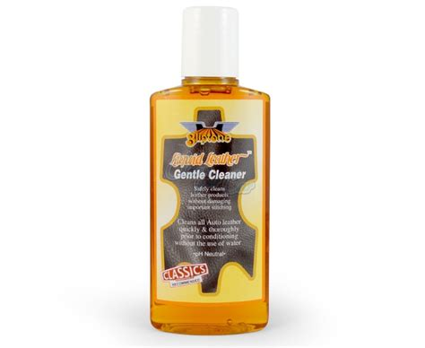 leather cleaner for cars gliptone liquid leather cleaner clean your car