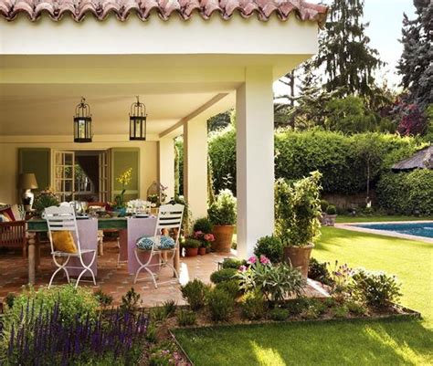 decoration outside home how to decor a large outdoor area interior designing ideas