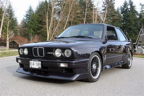 Bmw E30 by Lastcarnews 1988 Bmw M3 Evo Ii E30 For Sale In