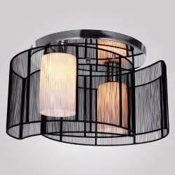 semi flush dining room light lightinthebox black semi flush mount with 2 lights mini style chandeliers modern ceiling light