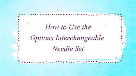 how to use circular knitting needles needles archives knit picks tutorials