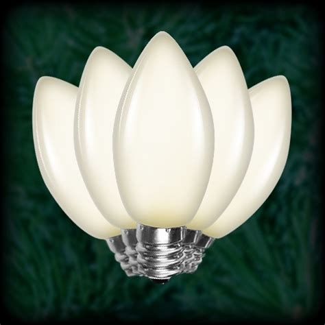 c7 warm white led bulbs led warm white c7 bulbs smooth replacement