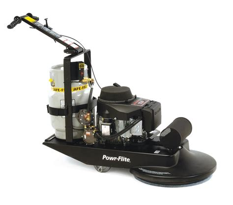 Floor Burnisher by Pb2117 Propane Burnisher