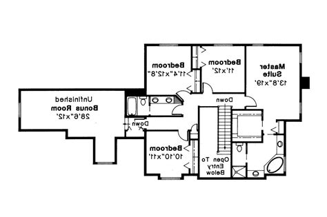 tudor mansion floor plans tudor house plans livingston 30 046 associated designs