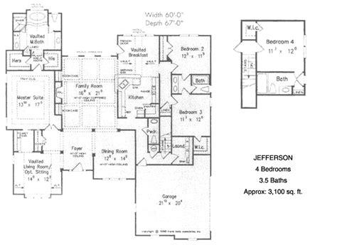 4 bedroom ranch floor plans 17 best 1000 ideas about ranch style floor plans on ranch 1000 images about 4 bedroom
