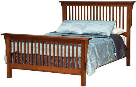 mission style headboard daniel s amish mission california king mission style frame