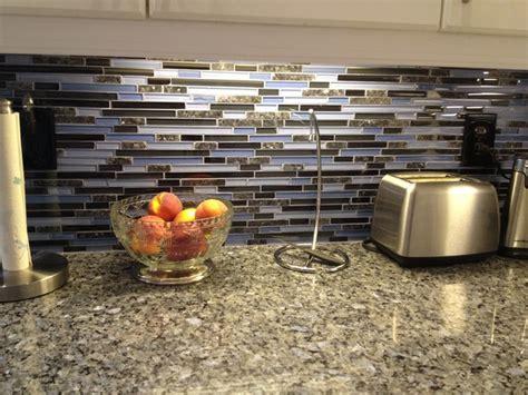 backsplash for blue pearl granite blue pearl granite counter with glass granite backsplash