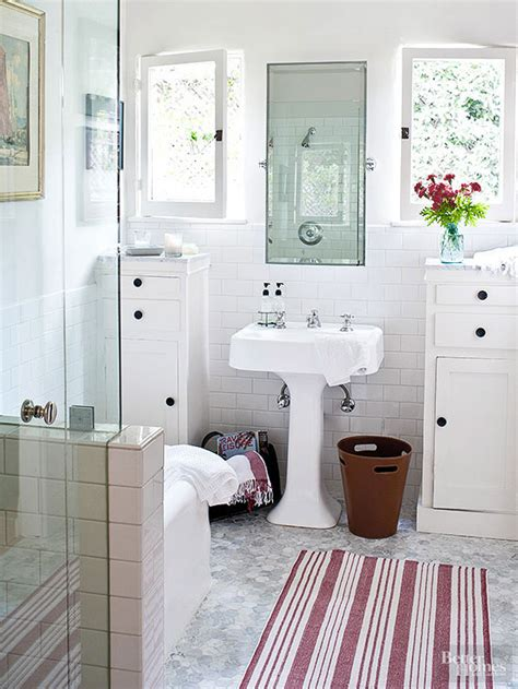 How To Make A Small Bathroom Look Like A Spa by Make A Small Bath Look Larger