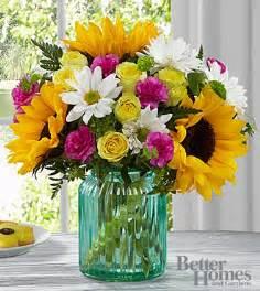 better homes and gardens flowers ftd sunlit bouquet by better homes and gardens