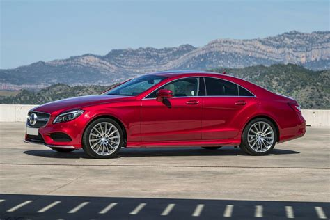 Mercedes Luxury Car by 2016 Luxury Car Of The Year Mercedes Cls Class