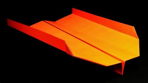 origami boomerang plane paper airplanes for how to make a paper airplane