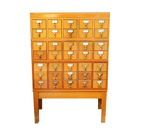 how to make a card catalog cabinet a lovely school library card catalog for sale a