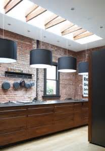 best 25 kitchen interior ideas 25 modern kitchens and interior brick wall design ideas