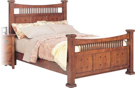 mission style bed frames rooms to go mission style further ado a