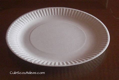 with paper plates cub scout activity paper plate shuffle