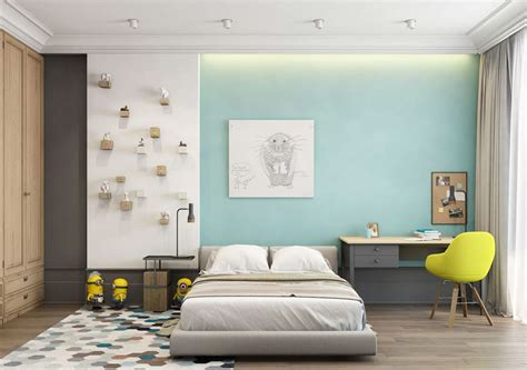 bedroom colors 2016 a pair of modern homes with distinctively bright color themes