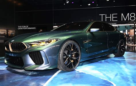 M8 Gran Coupe by Concept Previews Bmw M8 Gran Coupe Coming In 2019