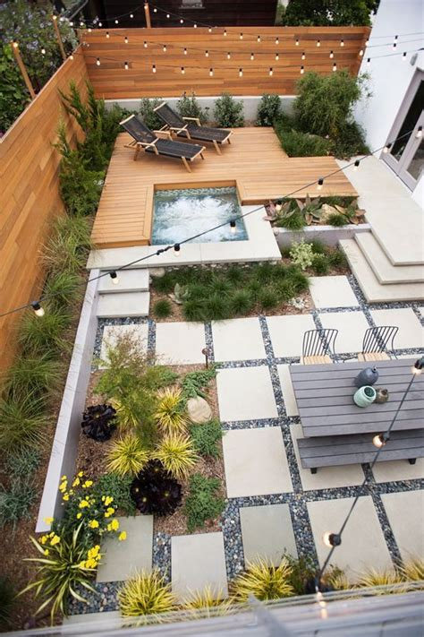 small backyard landscape design ideas best 25 small backyards ideas on small