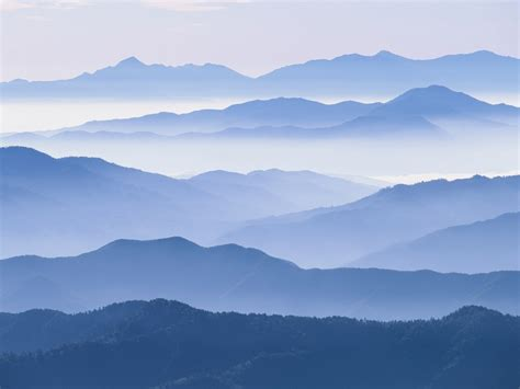 Blue Mountain Wallpaper Images