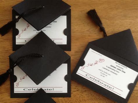 how to make a graduation cap card graduation cap invitation ideas graduation 2013
