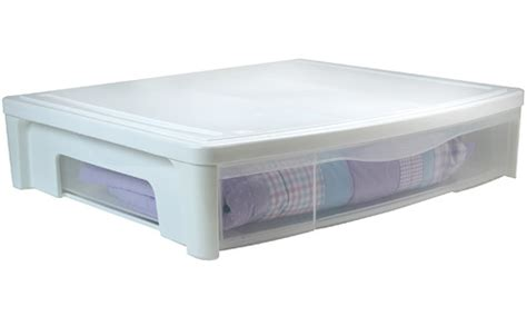 plastic bed plastic bed storage drawer white in storage drawers