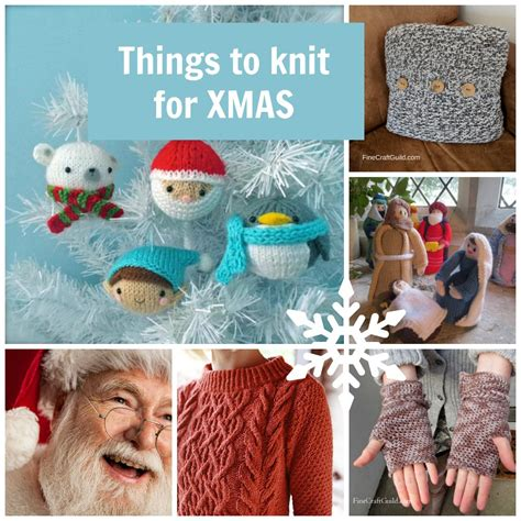 things to knit 5 things to knit for