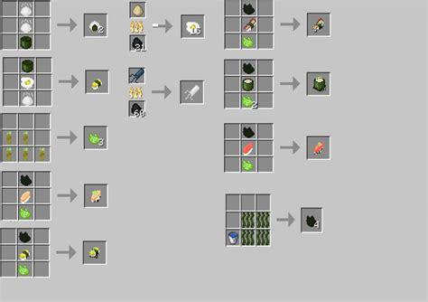 minecraft crafts for sushi craft mod for minecraft 1 4 6 minecraft forum