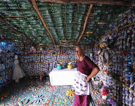 Plastic Bottle House El Salvador Photos World S