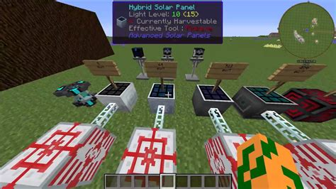 ultimate solar panel advanced solar panels mod 1 7 10 minecraft modinstaller