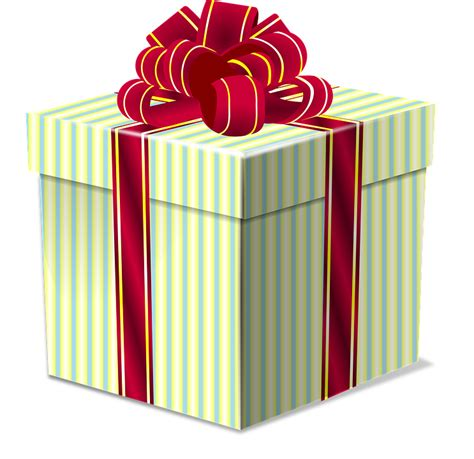 gift images free free vector graphic bow box gift