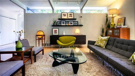 mid century modern contemporary living ideas mid century modern style