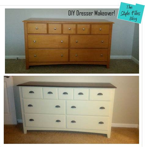 dresser diy diy dresser makeover the style files