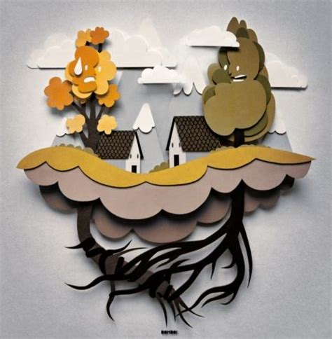 cut out paper crafts paper cut out using paper to create sculpture like