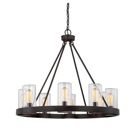 outside chandeliers inman bronze eight light outdoor chandelier savoy