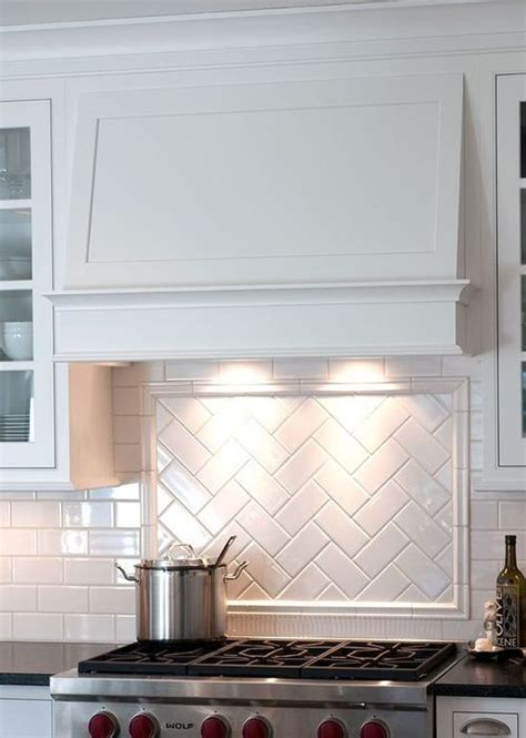 herringbone tile backsplash herringbone subway tile backsplash interiors