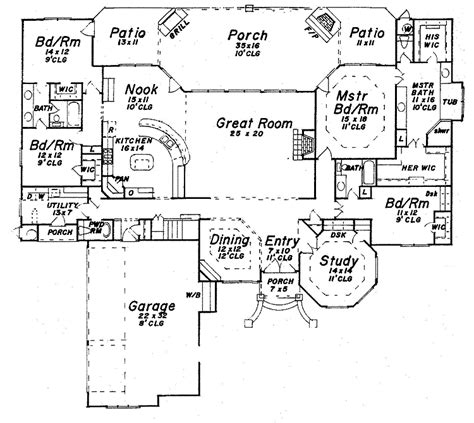 1 story luxury house plans 301 moved permanently