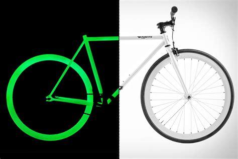 glow in the bike paint volvo fix glow bikes uncrate