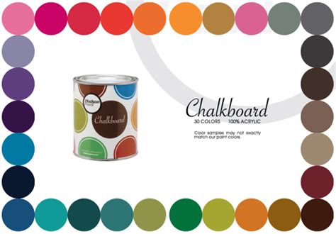 chalkboard paint in colors paper doll sees the writing on the wall part two