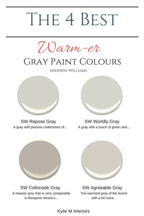 paint colors in the gray family 25 best ideas about agreeable gray on sherwin